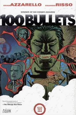 100 Bullets - The Deluxe Edition (Hardcover 456-512 pp) #3