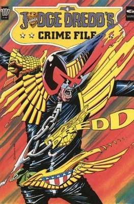 Judge Dredd's Crime File #4