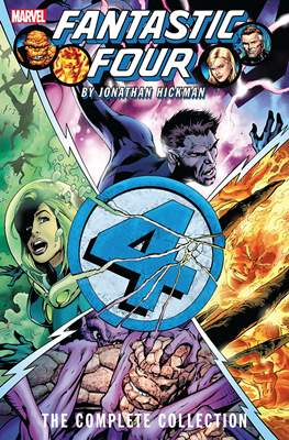 Fantastic Four by Jonathan Hickman: The Complete Collection #2
