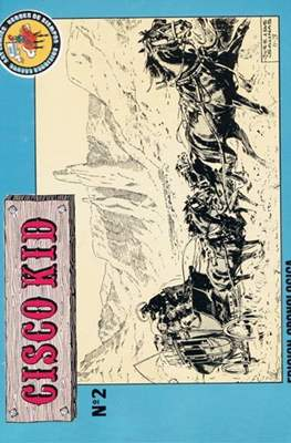 Cisco Kid (Rústica 48 pp) #2