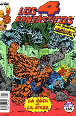 Los 4 Fantásticos Vol. 1 (1983-1994) (Grapa 36-32-24 pp) #89