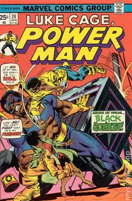 Hero for Hire / Power Man Vol 1 / Power Man and Iron Fist Vol 1 (Comic Book) #24