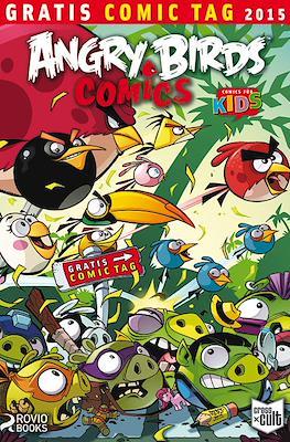 Angry Birds Comics - Gratis Comic Tag 2015
