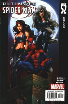 Ultimate Spider-Man (2000-2009; 2011) (Comic-Book) #52
