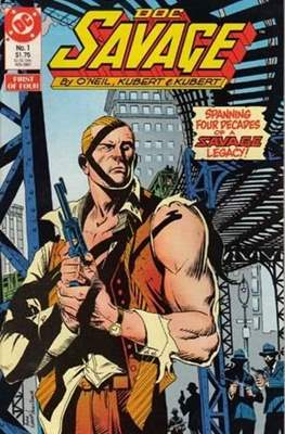 Doc Savage (Comic-book) #1