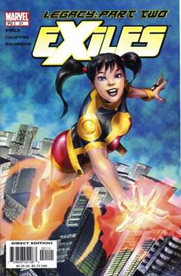 Exiles Vol. 1 (2001-2008) (Comic Book) #21