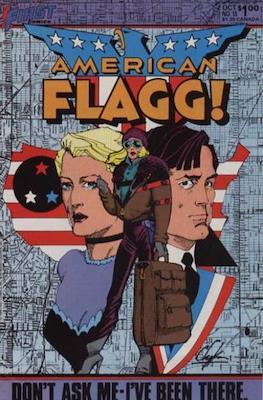 American Flagg! (Comic book) #13