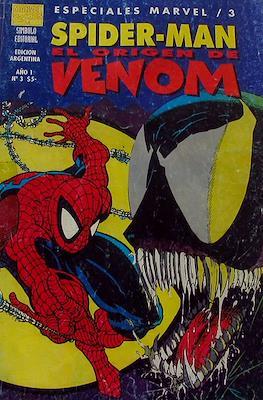 Especiales Marvel (Rústica) #3