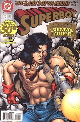 Superboy Vol. 4 #50