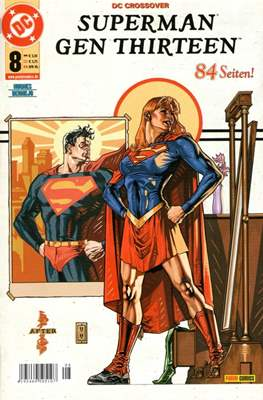 DC Crossover (Softcover) #8