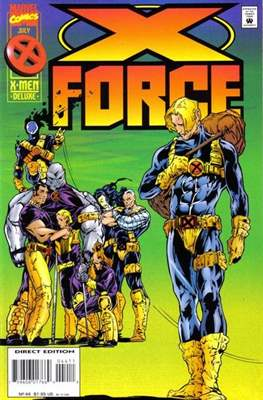 X-Force Vol. 1 (1991-2002) (Comic Book) #44