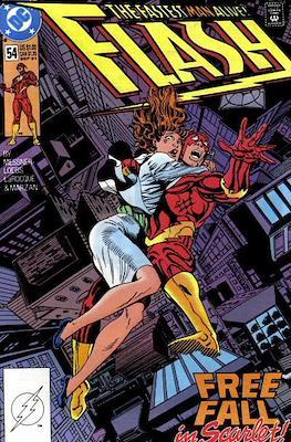 The Flash Vol. 2 (1987-2006) (Comic Book) #54