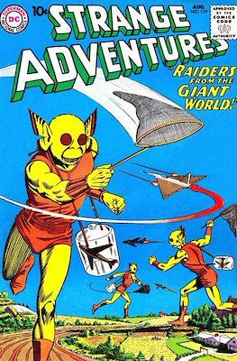 Strange Adventures (Comic Book) #119
