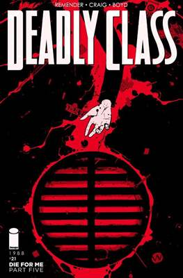 Deadly Class (Comic-book) #21