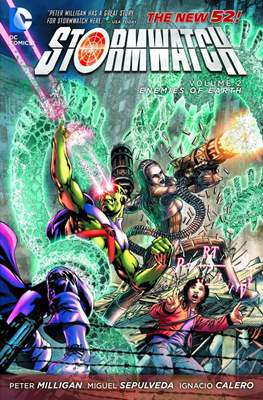 Stormwatch (2011) (Softcover) #2