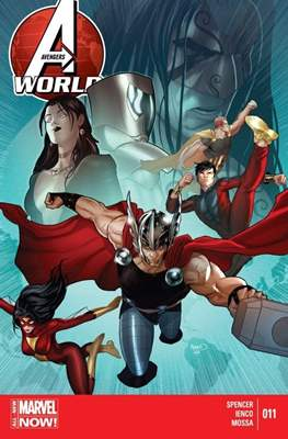 Avengers World (2014-2015) (Comic-Book) #11