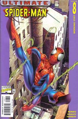 Ultimate Spider-Man (2000-2009; 2011) (Comic-Book) #8