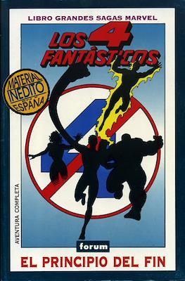 Libros Grandes Sagas Marvel #10
