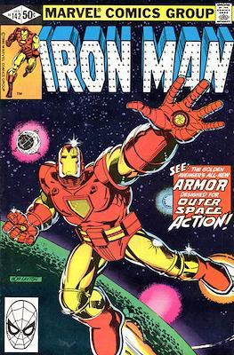 Iron Man Vol. 1 (1968-1996) (Comic book) #142