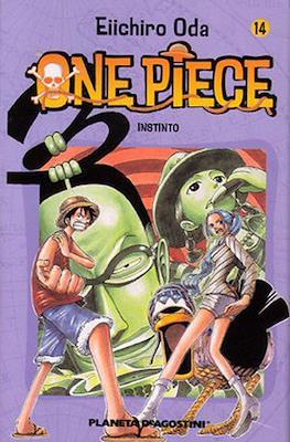 One Piece (Rústica con sobrecubierta) #14