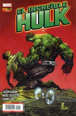 El Increíble Hulk Vol. 2 / Indestructible Hulk / El Alucinante Hulk / El Inmortal Hulk (2012-) (Comic Book) #2