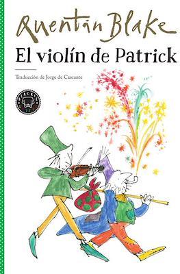El violín de Patrick (Cartoné 44 pp) #