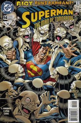 Superman The Man of Tomorrow Vol. 1 (Comic Book) #14