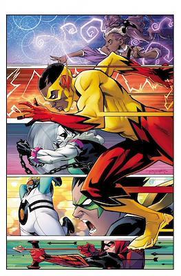 Teen Titans Vol. 6 (2016-Variant Cover) (Comic Book) #39