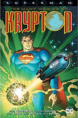 Superman: The Many Worlds of Krypton