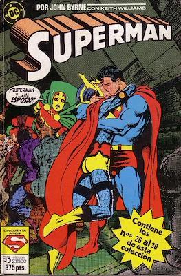 Superman (1984) (Retapado, Tomo rústica) #14