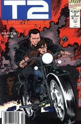 Terminator 2 Judgment Day (Grapa) #2
