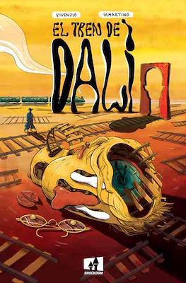 El tren de Dalí (Cartoné 80 pp)