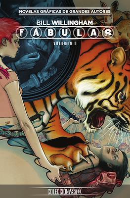 Colección Vertigo - Novelas gráficas de grandes autores (Cartoné.) #4
