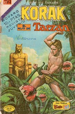 Korak, el hijo de Tarzán (Grapa 36 pp) #34