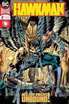 Hawkman Vol. 5 (2018-) (Digital) #2