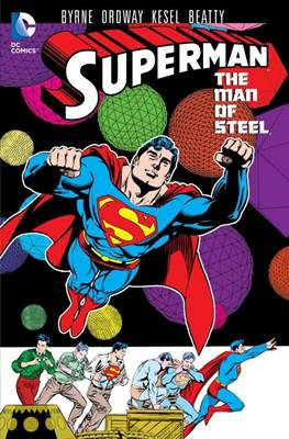 Superman: The Man of Steel (Softcover) #7