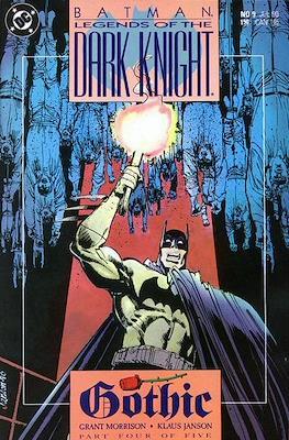 Batman: Legends of the Dark Knight Vol. 1 (1989-2007) #9