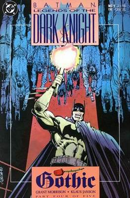 Batman: Legends of the Dark Knight Vol. 1 (1989-2007) (Comic Book) #9