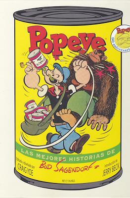 Popeye - Las mejores historias de Bud Sagendorf (Cartoné 176 pp) #