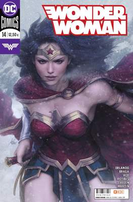 Wonder Woman. Nuevo Universo DC / Renacimiento (Rústica 96-136 pp) #28/14