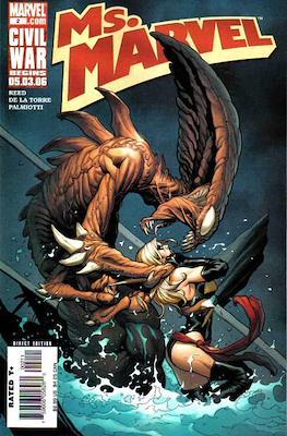 Ms. Marvel (Vol. 2 2006-2010) #2