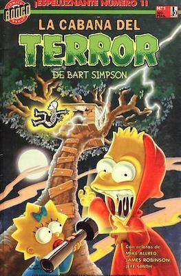 La cabaña del terror de Bart Simpson