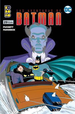 Las aventuras de Batman (Grapa 24 pp) #29