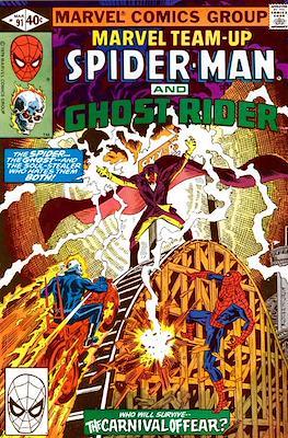 Marvel Team-Up Vol. 1 (Comic-Book) #91