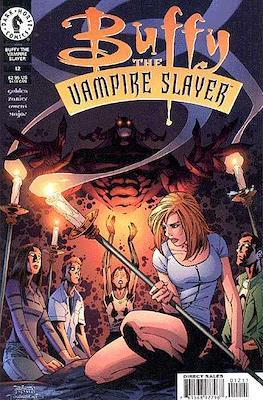 Buffy the Vampire Slayer (1998-2003) (saddle-stitched) #12