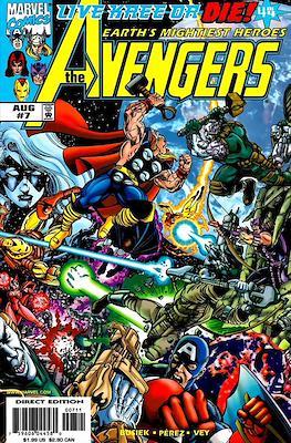 The Avengers Vol. 3 (1998-2004) (Comic-Book) #7