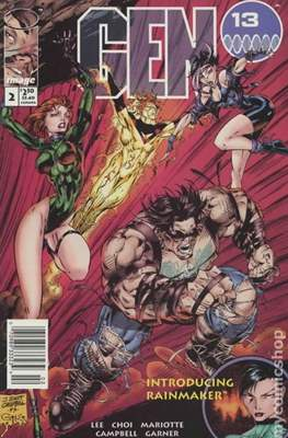 Gen 13 (1994) (Comic Book) #2