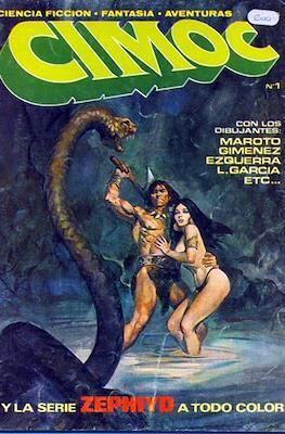 Cimoc vol 1 (Revista grapa (1979)) #1