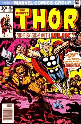 Journey into Mystery / Thor Vol 1 (Comic Book) #253