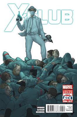 X-Club (Comic Book) #4